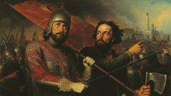Контрольные работы по истории России